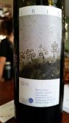 Iris bianco di Ticino AOC, vinařství Mondo, obec Sementina, kanton Ticino