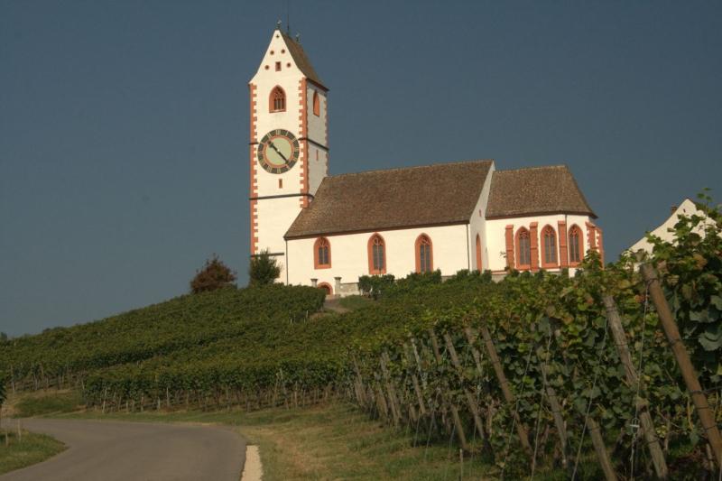 V tomto kostele zažehnali vinaři z Hallau neúrodu2