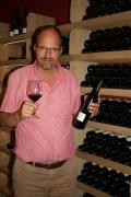 Majitel firmy Weinkellerei Peter Rahm