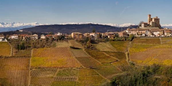 Piemonte kopce