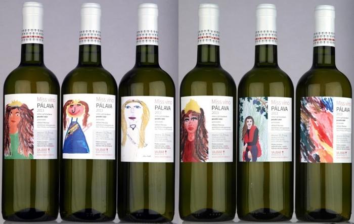 Charitativní víno z vinařství Vajbar