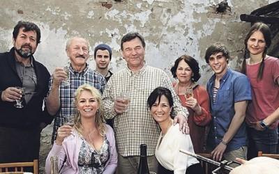 Televizní seriál o víně Vinaři byl opět nejsledovanější. Překročil hranici milionu diváků