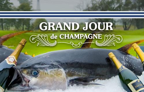 V Brně začal největší svátek šampaňského Grand Jour de Champagne