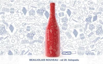 """Víte, jak to vlastně je s tím """"Beaujolais nouveau est arrivé?"""""""