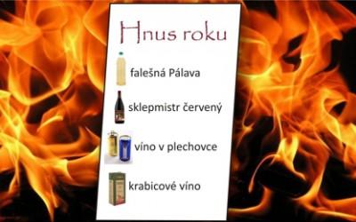 Hnus roku IV. – Víno v plechovce