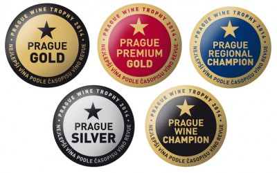 Prague Wine Trophy 2015