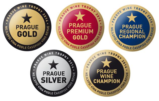 Prague Wine Trophy 2015