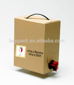 Nezaměnitelný bag in  box 黄 酒