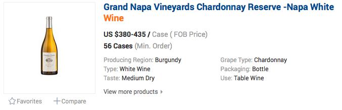Grand Napa je opravdu krásná oblast v Burgundsku.