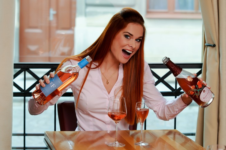 Růžová vína – grand test o 17 lahvích