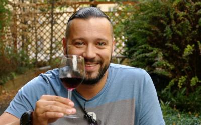 Ruda z Ostravy objevil kouzlo bílých vín a v létě propadl vodním sportům
