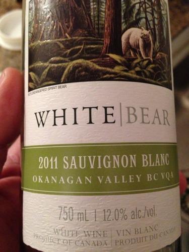 Víno z Kanady aneb Svobodu medvědům