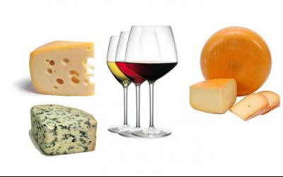 Víno a sýry – rychlý přehled