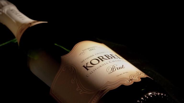 Češi ve světě vína: Korbel a kalifornská Champagne