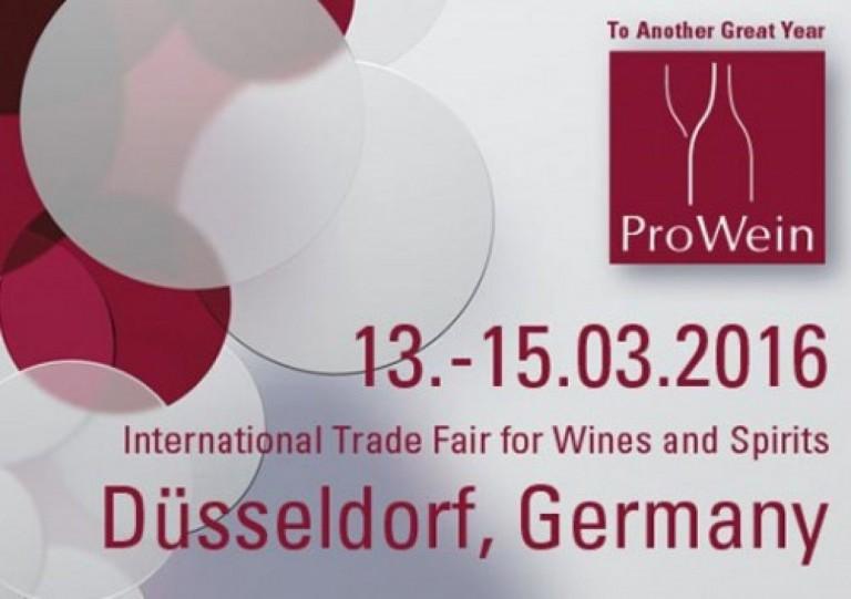Prowein 2016 – veletrh vína