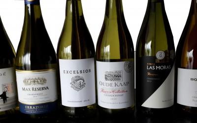 Test Chardonnay: Evropa a Nový svět