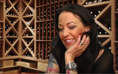 Agáta Prachařová-Hanychová má ráda bílé víno