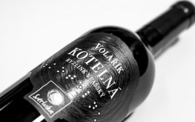 Víno z mikulovského Vinařství Volařík pomáhá Světlušce