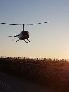 Ochrana vrtulníkem