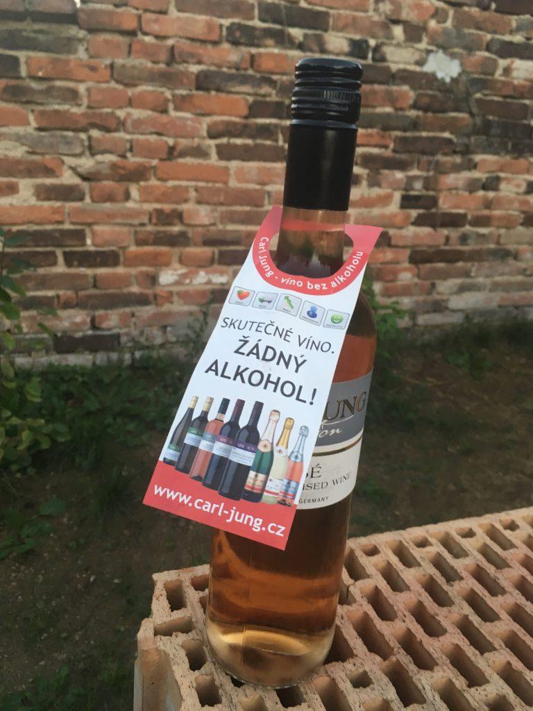 Redakční test: Dealkoholizovaná vína – Carl Jung Rosé