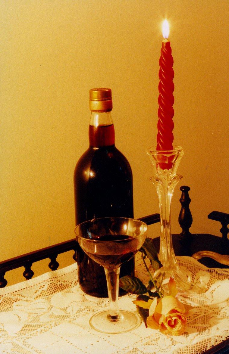 Svatomartinské husy už jsou na jihu Moravy vyprodané. Lahve s vínem čekají na otevření