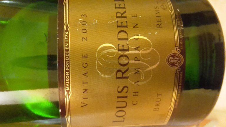 Ročníkové Champagne – Louis Roederer