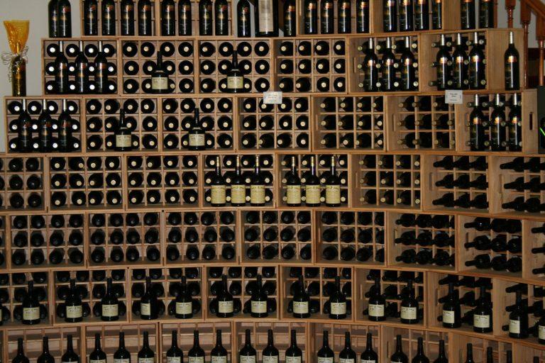 Proč archivovat víno?