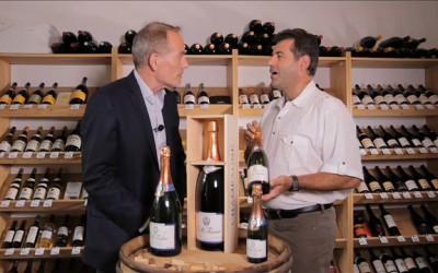 V hlavní roli víno – Champagne – J.M.Tissier
