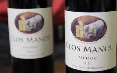 V hlavní roli víno – Clos Manou 2011 – ochutnejte víno z apelace Médoc