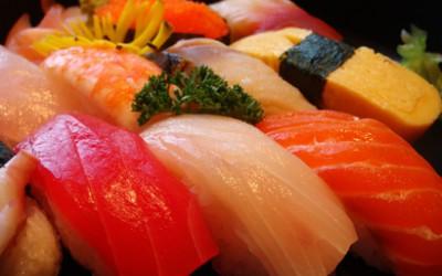 Co pít k Sushi