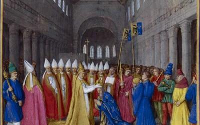 Francie: vztahy a konflikty mezi vlastníky vinic a dělníky ve středověku
