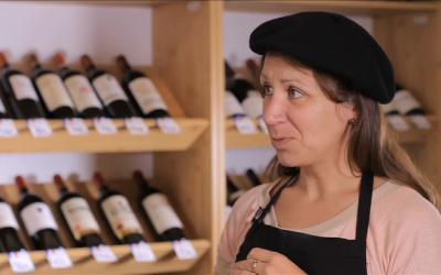 V hlavní roli víno – Stephanie Dufeau z vinařství Saint-Mont – zapomenuté a znovunalezené autochtonní odrůdy