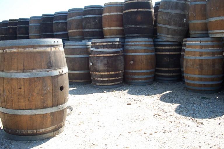 Průmyslové víno z Moldávie