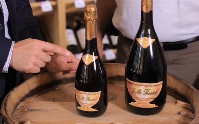 V hlavní roli víno – Champagne J.M.Tissier – Výjímečný ročník 2005